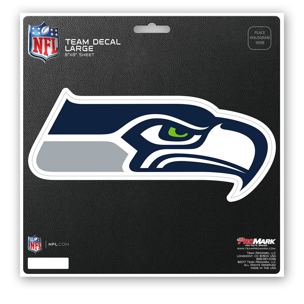 NFL - Seattle Seahawks Large Decal