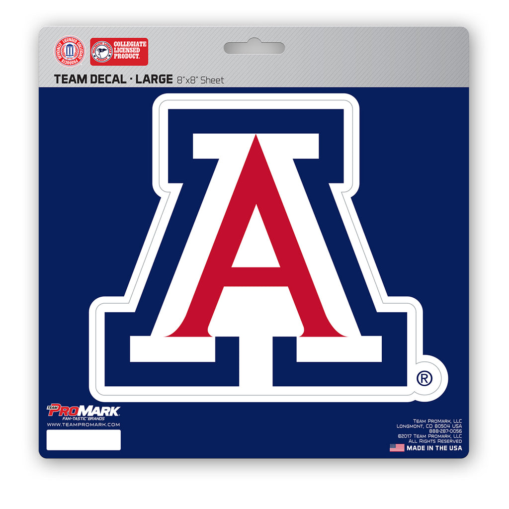University of Arizona Large Decal