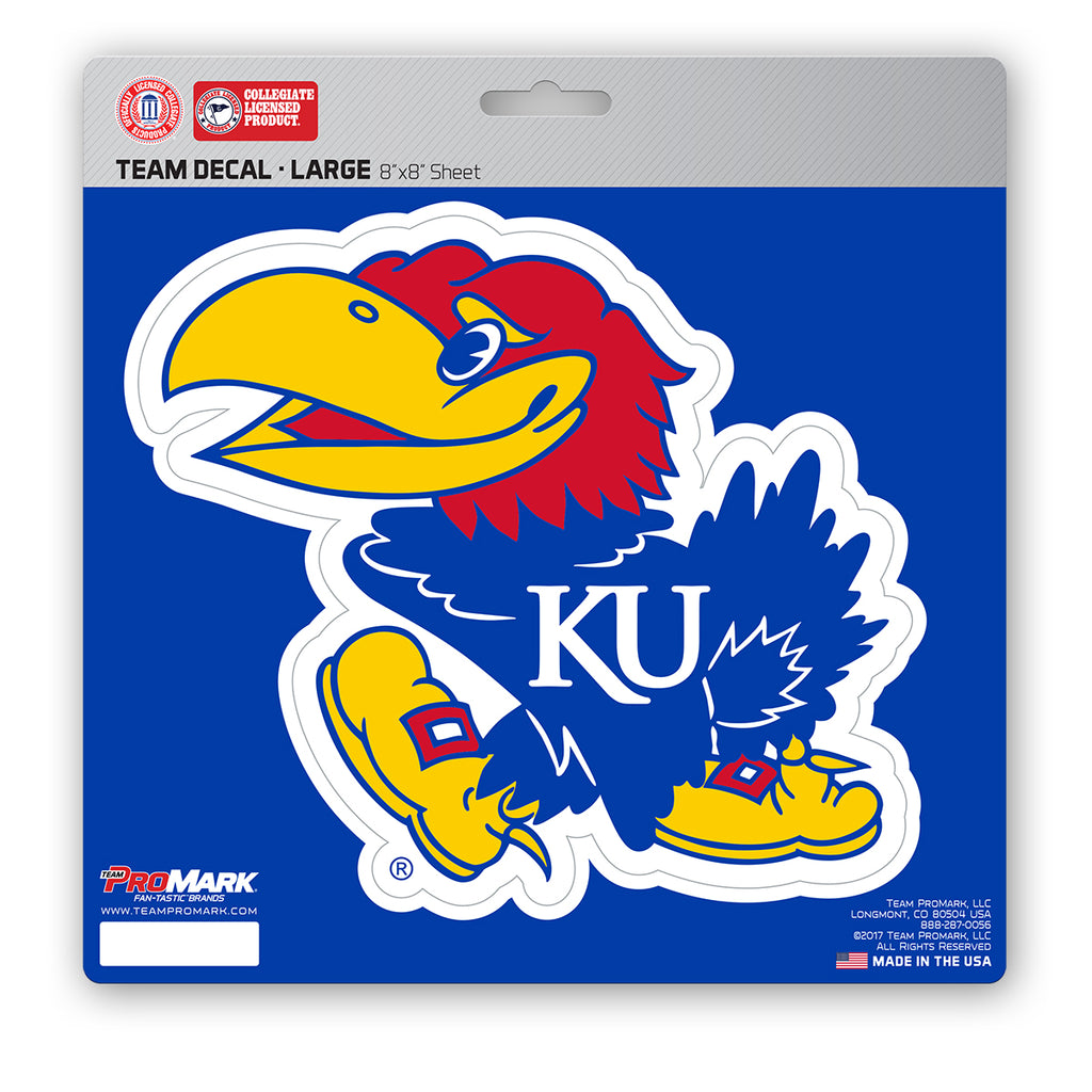 University of Kansas Large Decal