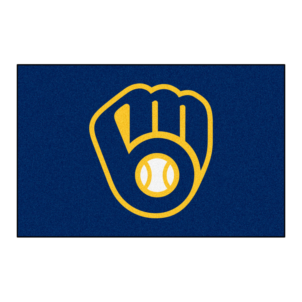MLB - Milwaukee Brewers Starter Mat