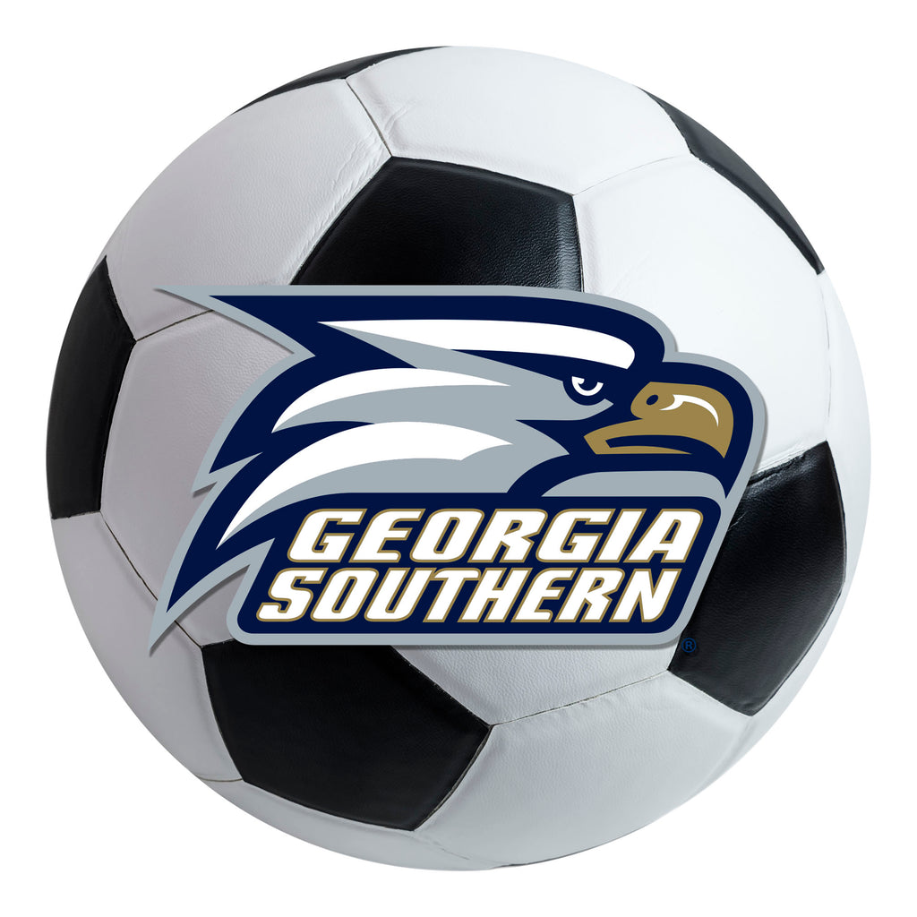 Georgia Southern University Soccer Ball Mat