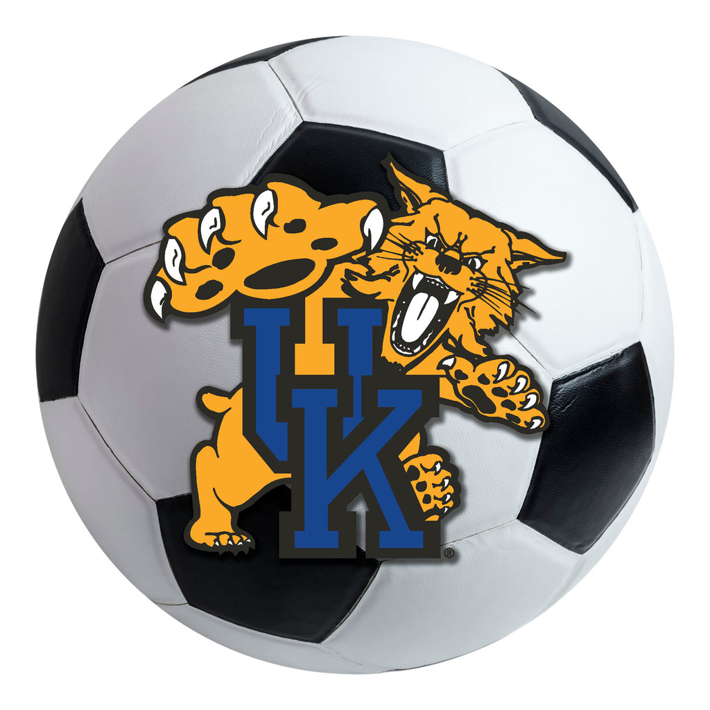 University of Kentucky Soccer Ball Mat