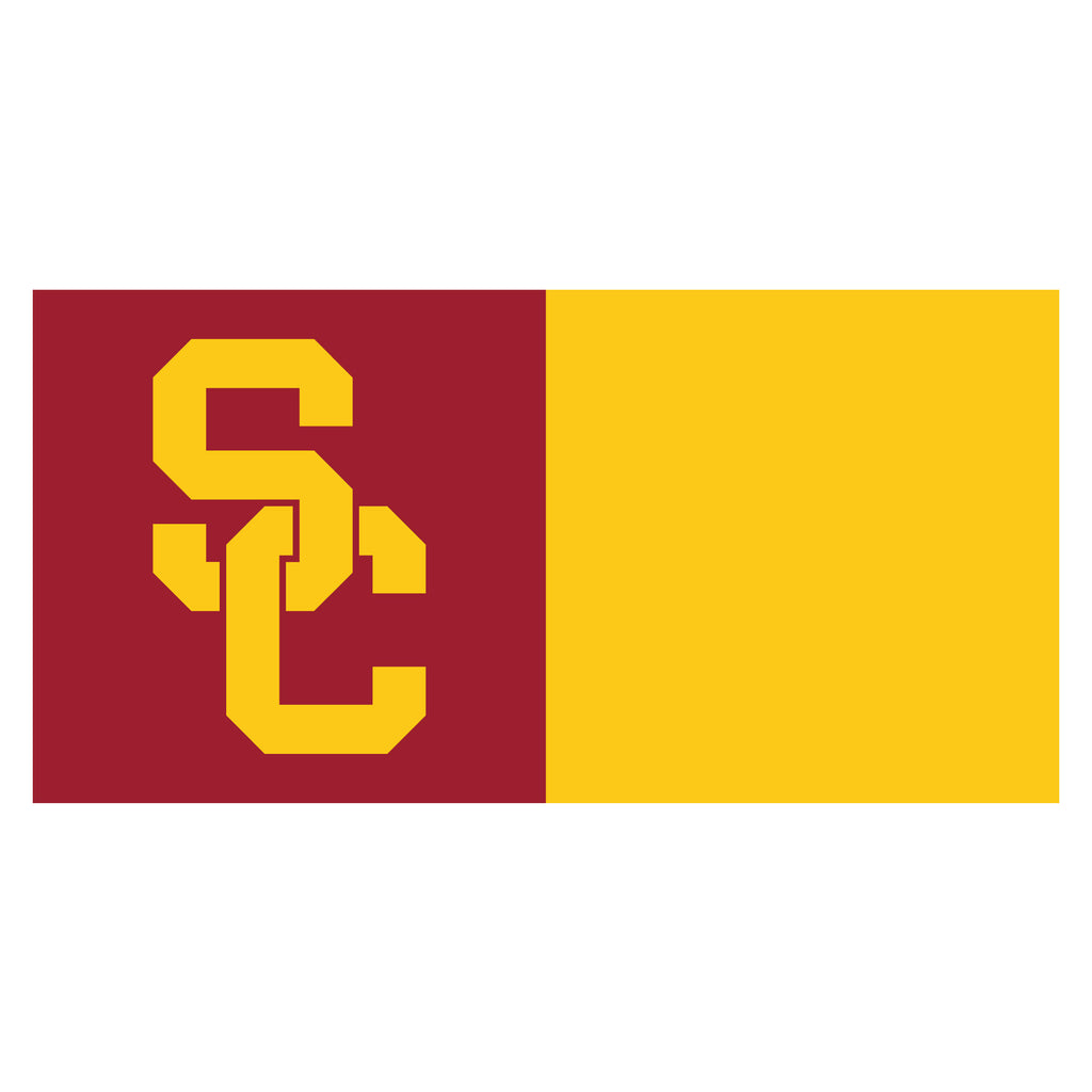 University of Southern California Team Carpet Tiles