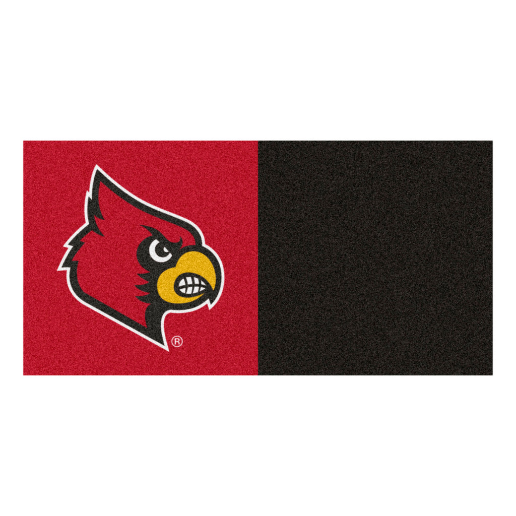 University of Louisville Team Carpet Tiles