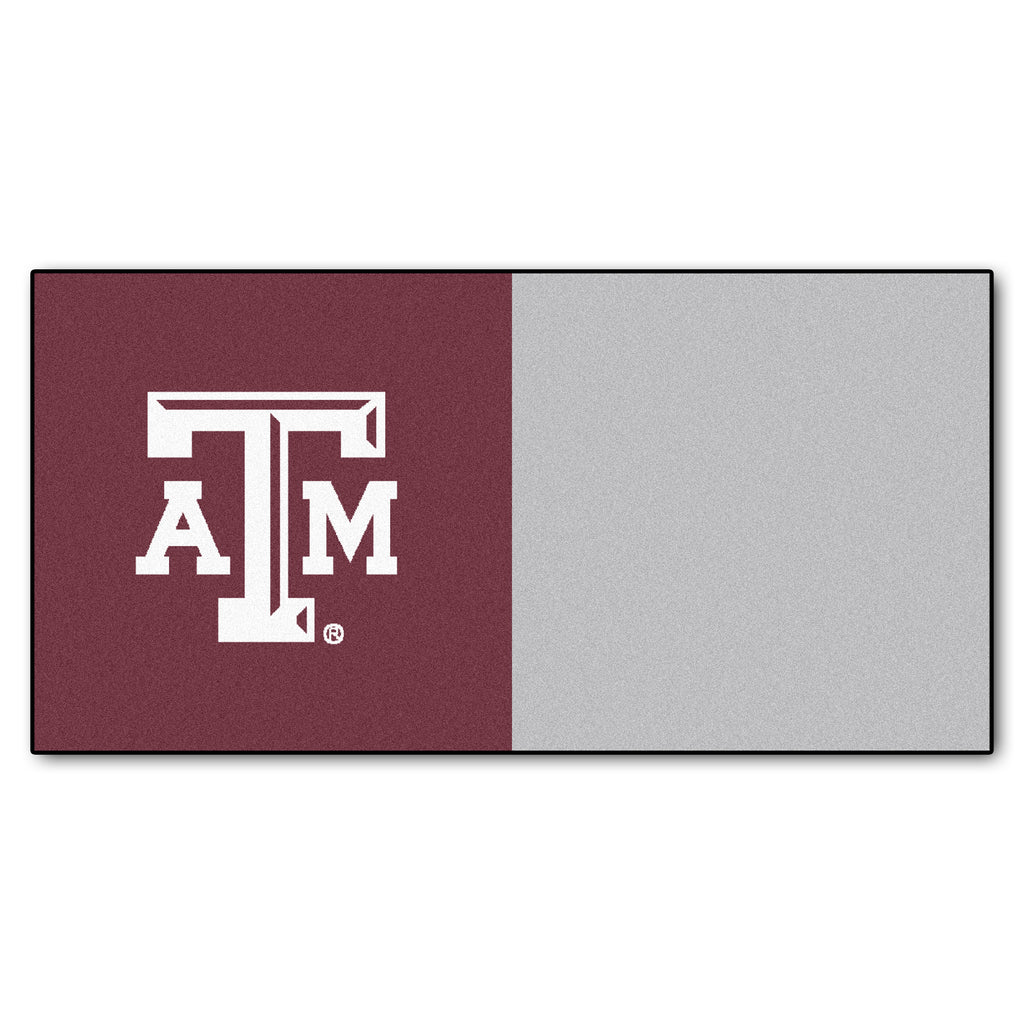 Texas A&M University Team Carpet Tiles