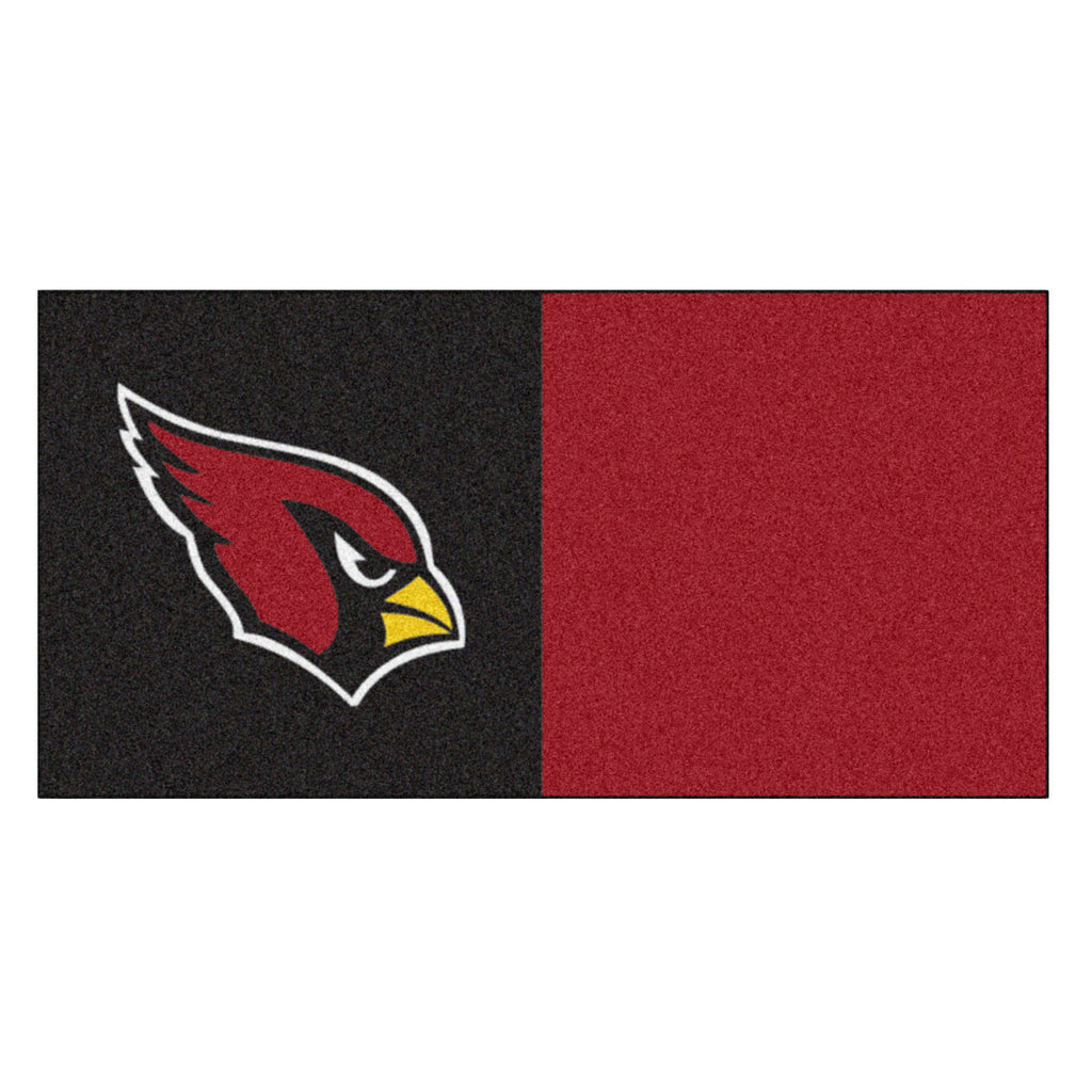 NFL - Arizona Cardinals Team Carpet Tiles