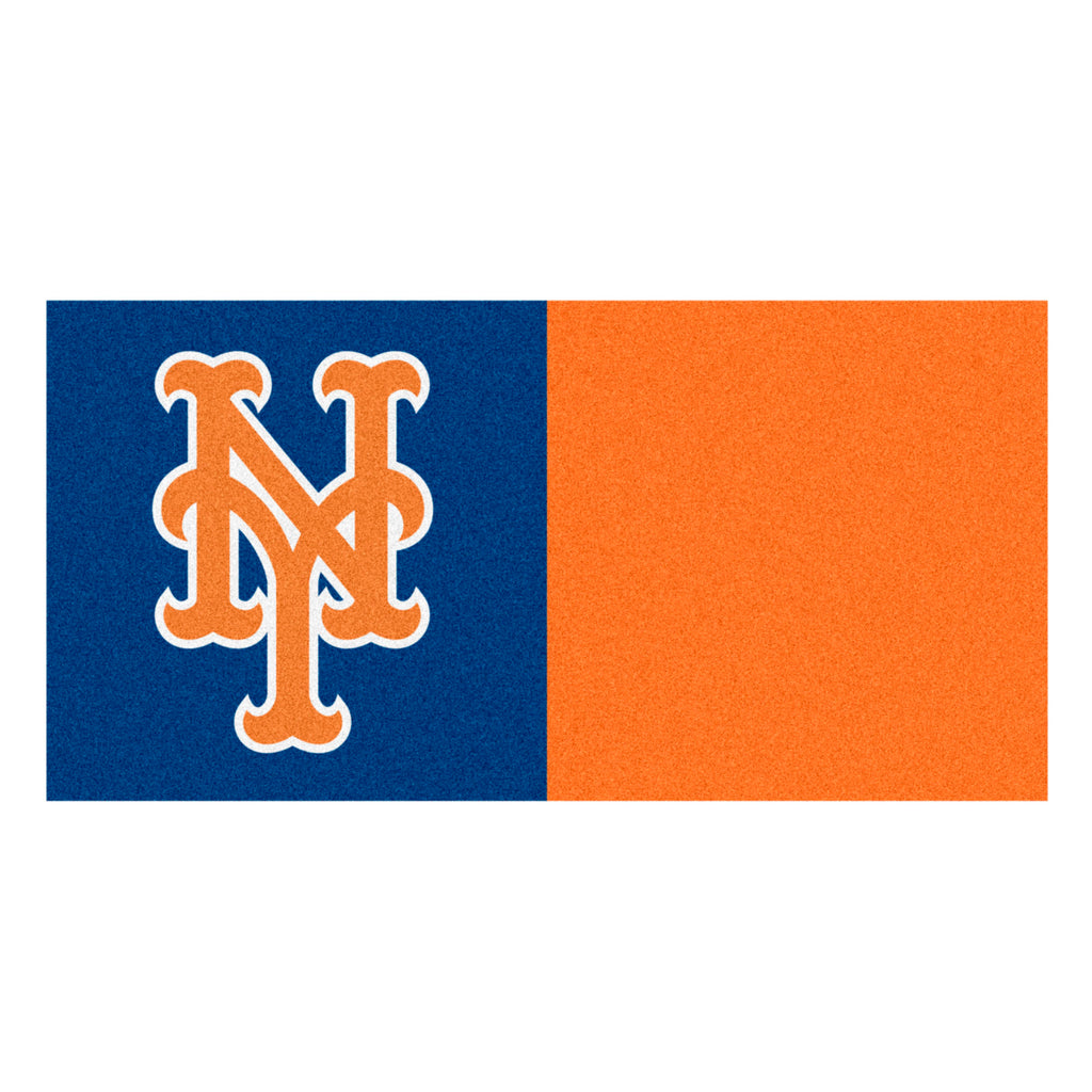 MLB - New York Mets Team Carpet Tiles