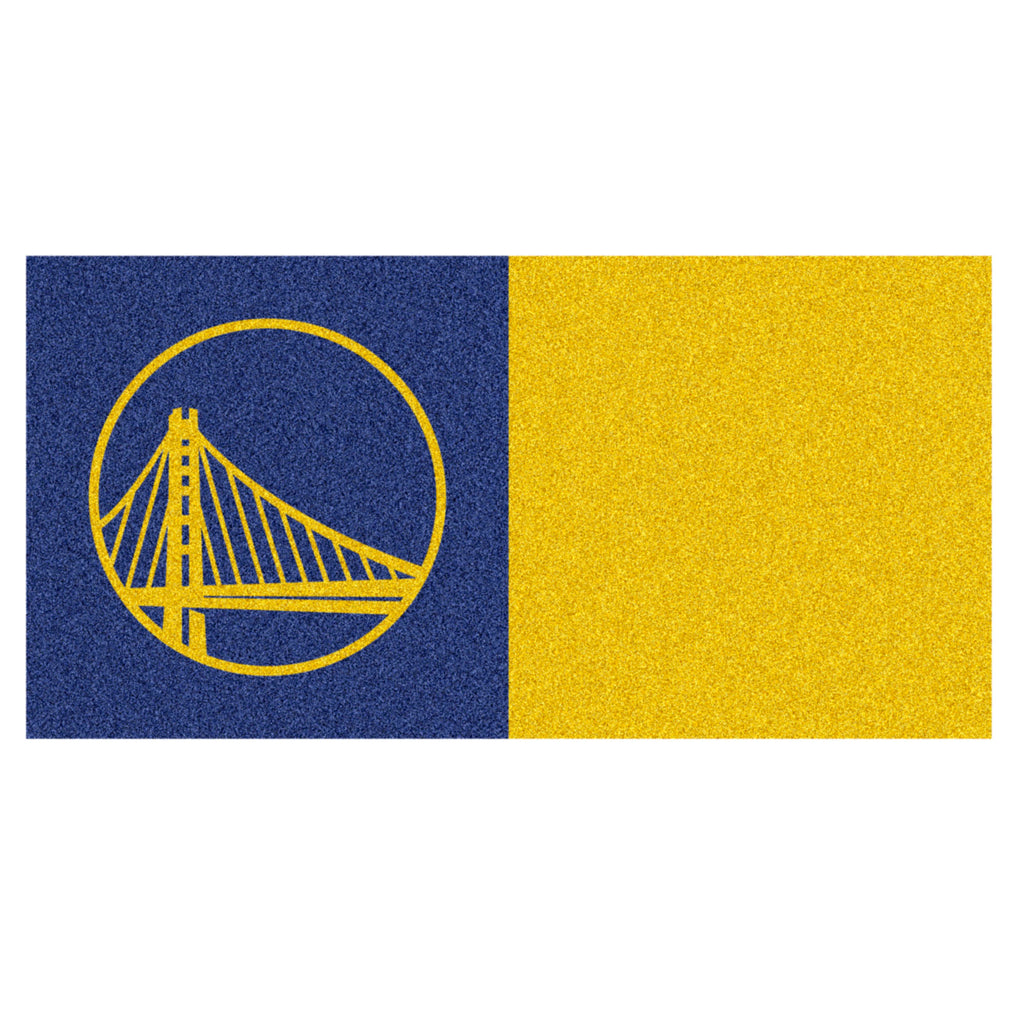 NBA - Golden State Warriors Team Carpet Tiles
