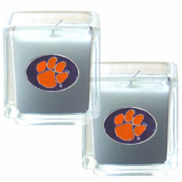 Clemson Tigers Scented Candle Set
