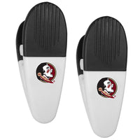 Florida St. Seminoles Mini Chip Clip Magnets, 2 pk