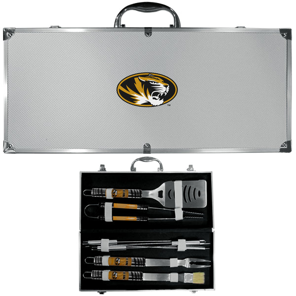 Missouri Tigers 8 pc Tailgater BBQ Set