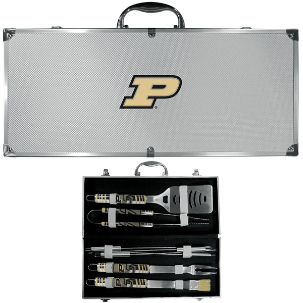 Purdue Boilermakers 8 pc Tailgater BBQ Set