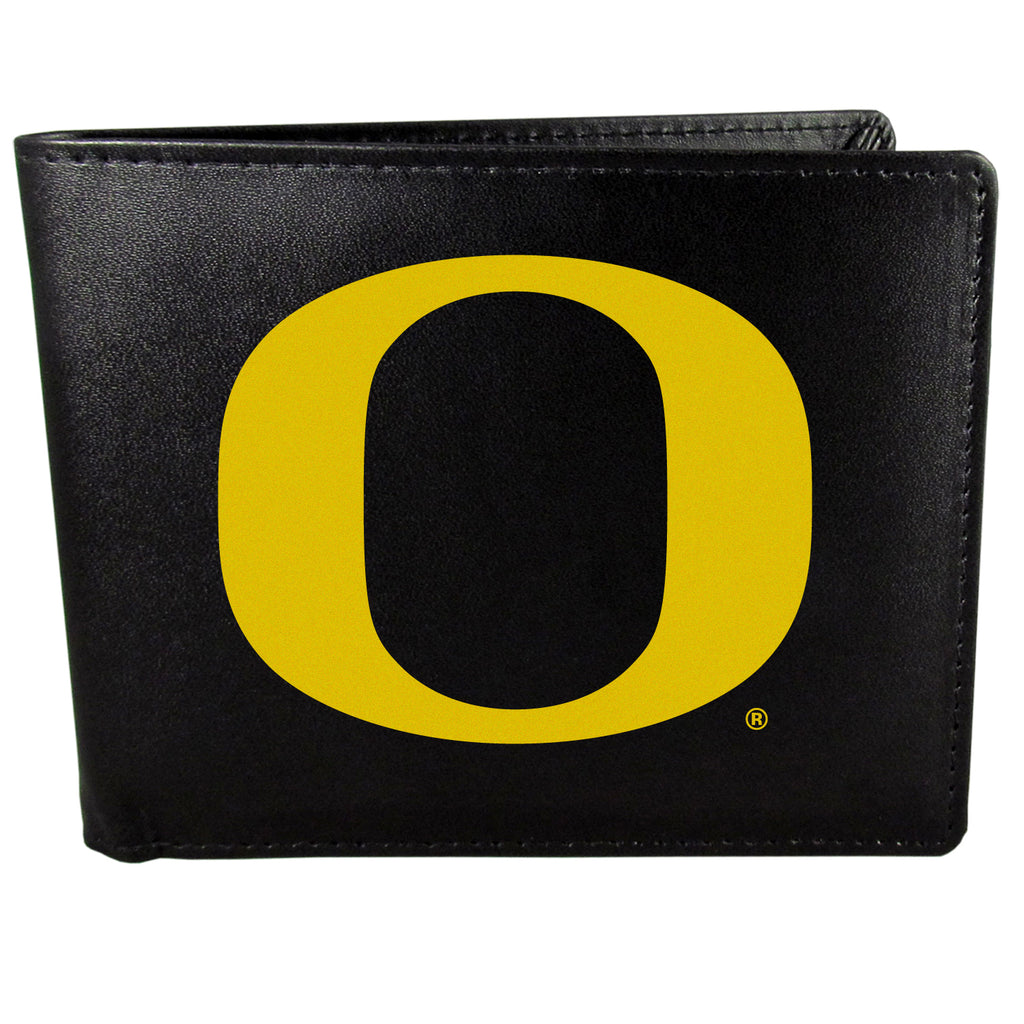 Oregon Ducks Bi-fold Wallet Large Logo