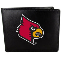Louisville Cardinals Bi-fold Wallet Large Logo