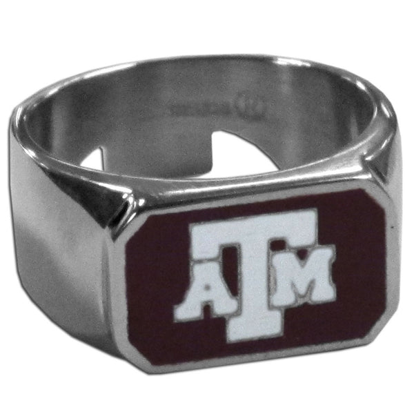 Texas A & M Aggies Steel Ring
