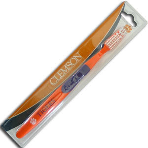 Clemson Tigers Toothbrush