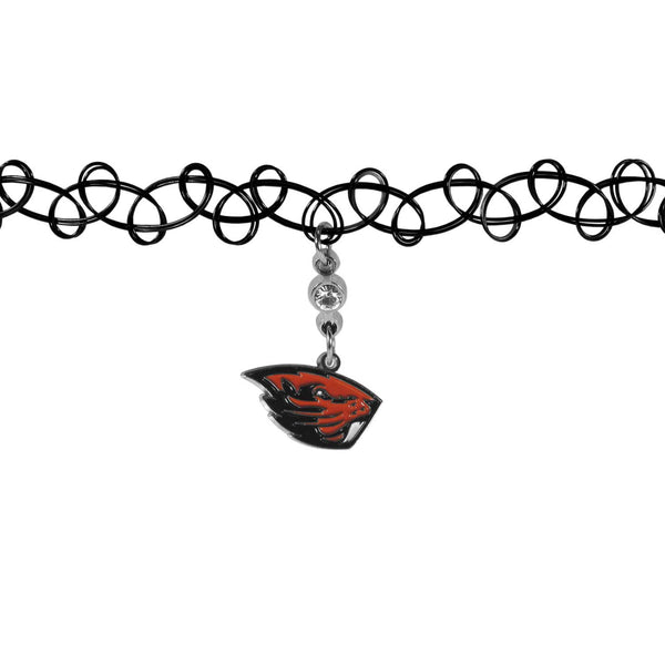 Oregon St. Beavers Knotted Choker
