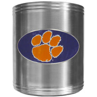 Clemson Tigers Steel Can Cooler