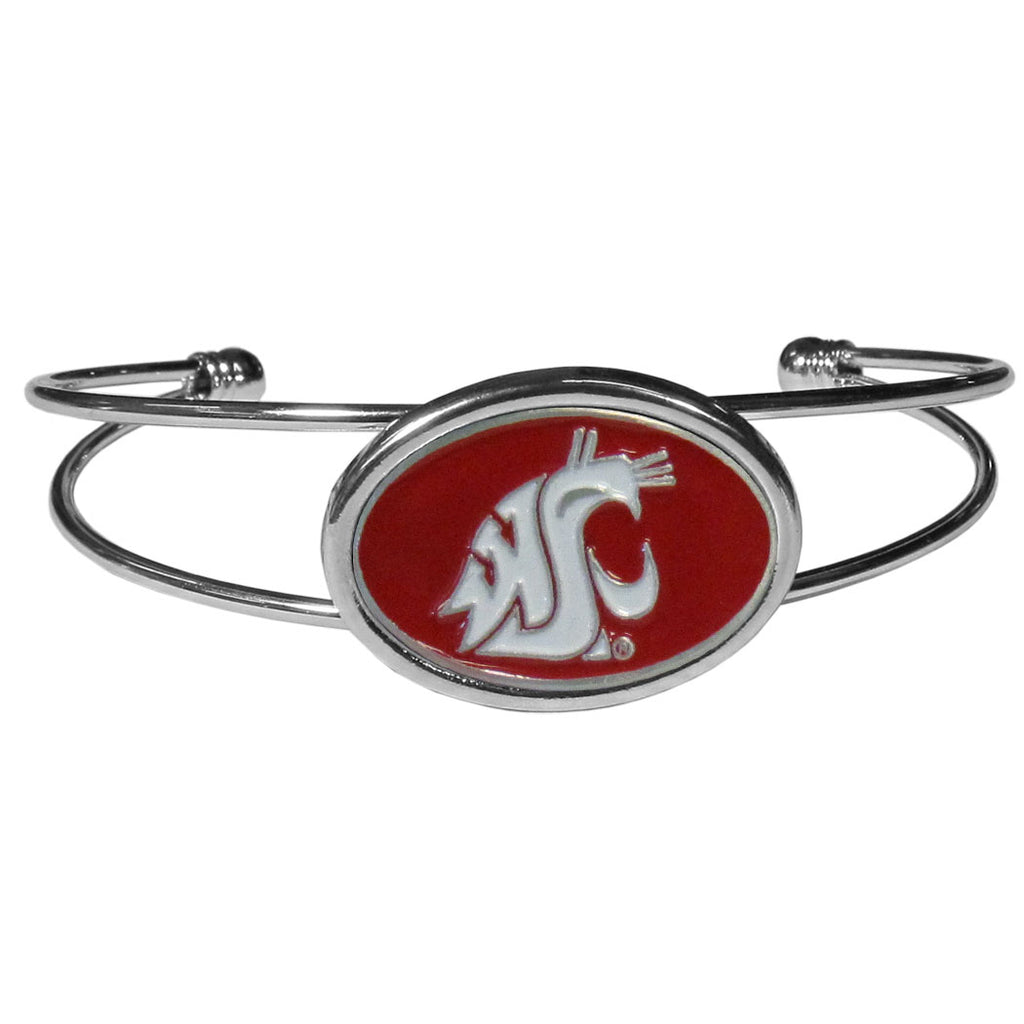 Washington St. Cougars Cuff Bracelet
