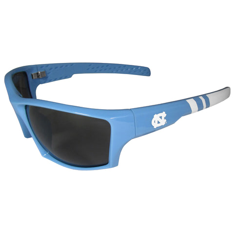 N. Carolina Tar Heels Edge Wrap Sunglasses