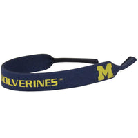 Michigan Wolverines Neoprene Sunglass Strap