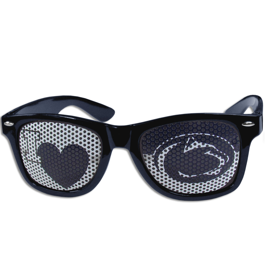 Penn St. Nittany Lions I Heart Game Day Shades
