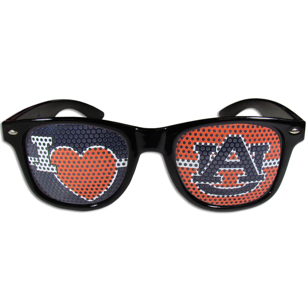 Auburn Tigers I Heart Game Day Shades