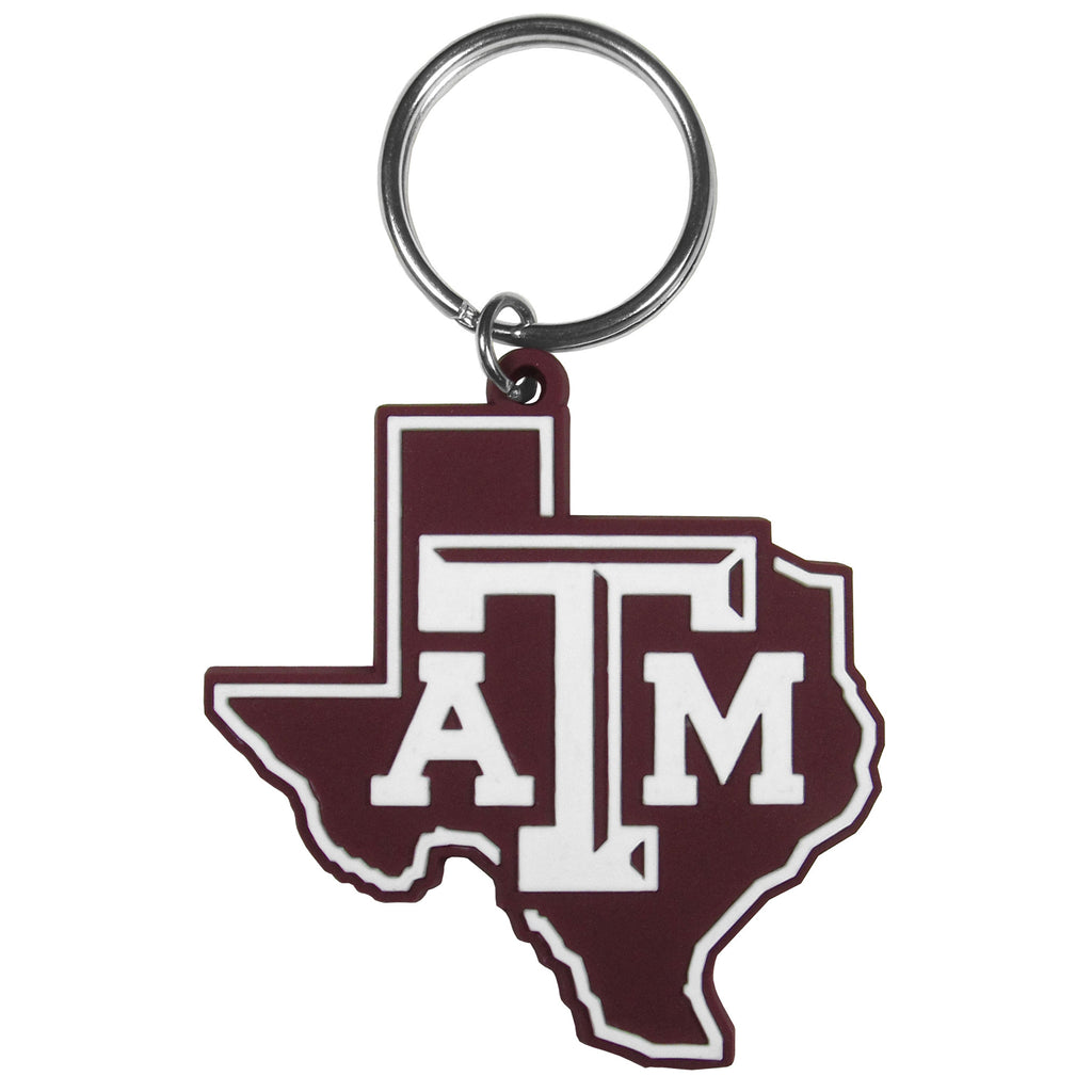 Texas A & M Aggies Home State Flexi Key Chain
