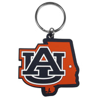 Auburn Tigers Home State Flexi Key Chain