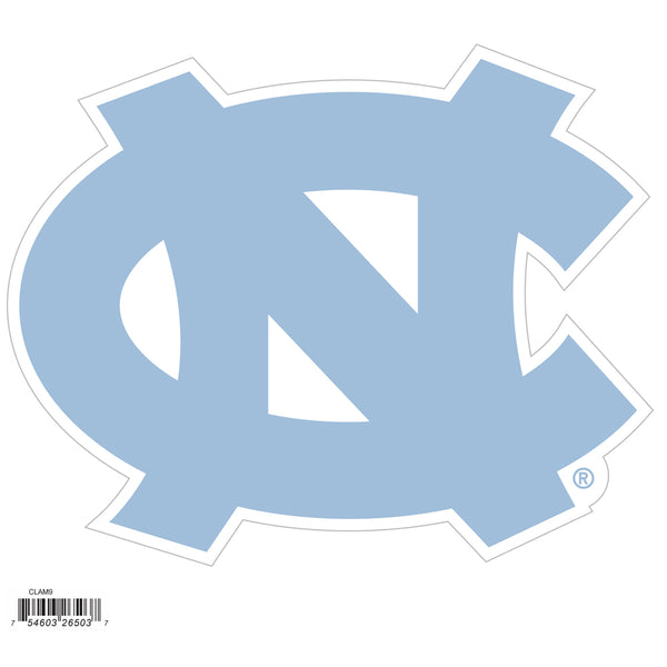 N. Carolina Tar Heels 8 inch Logo Magnets