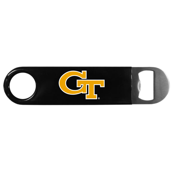 Georgia Tech Yellow Jackets Long Neck Bottle Opener