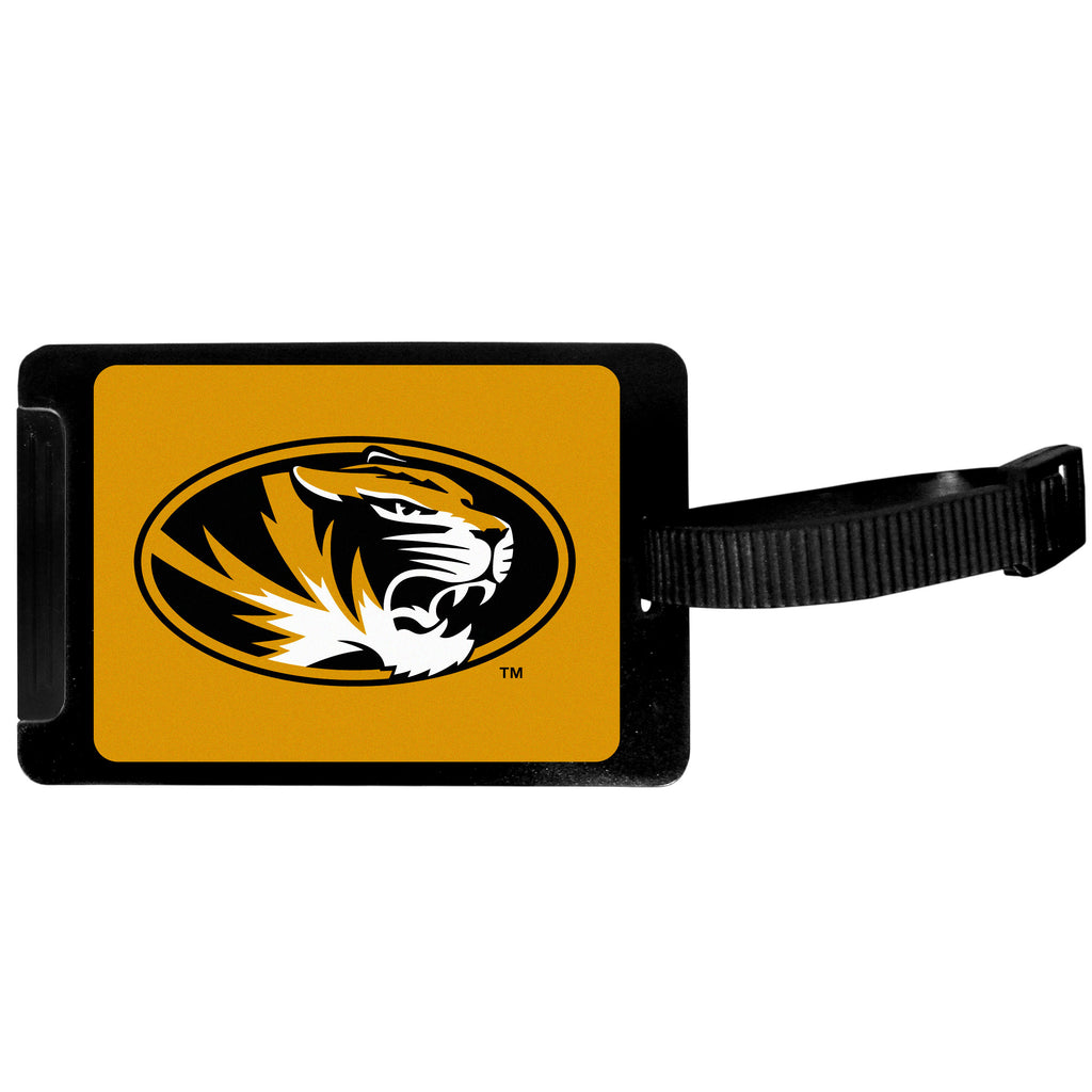 Missouri Tigers Luggage Tag