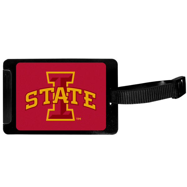 Iowa St. Cyclones Luggage Tag