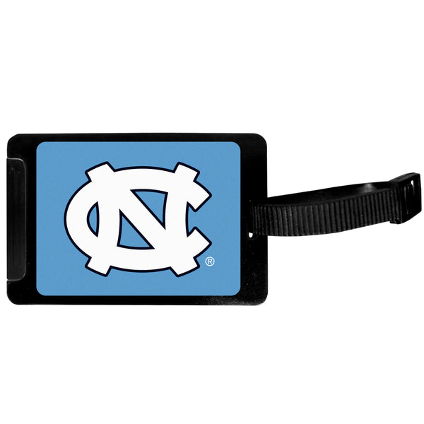 N. Carolina Tar Heels Luggage Tag