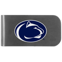 Penn St. Nittany Lions Logo Bottle Opener Money Clip