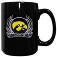 Iowa Hawkeyes Ceramic Coffee Mug