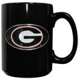 Georgia Bulldogs Ceramic Coffee Mug