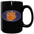 Clemson Tigers Ceramic Coffee Mug