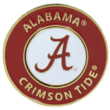 Alabama Crimson Tide Golf Ball Marker, Logo