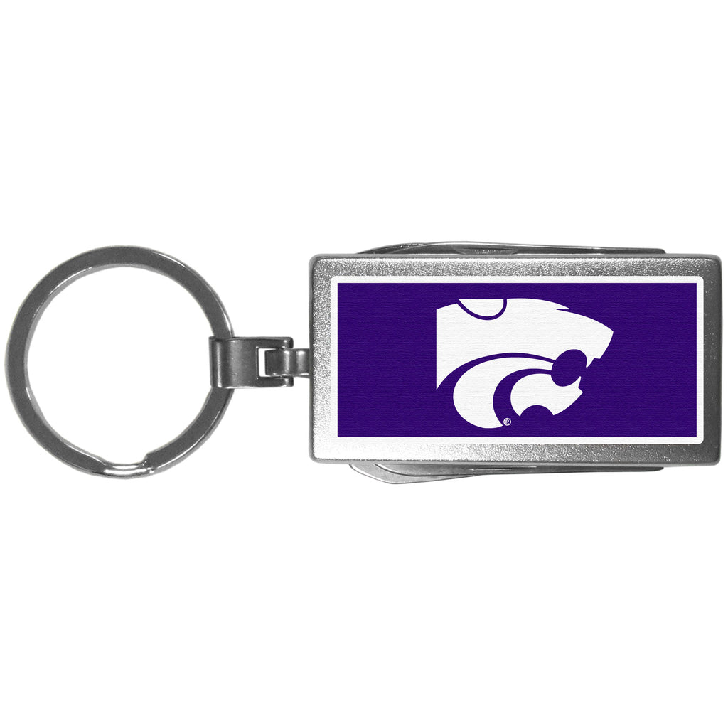Kansas St. Wildcats Multi-tool Key Chain, Logo