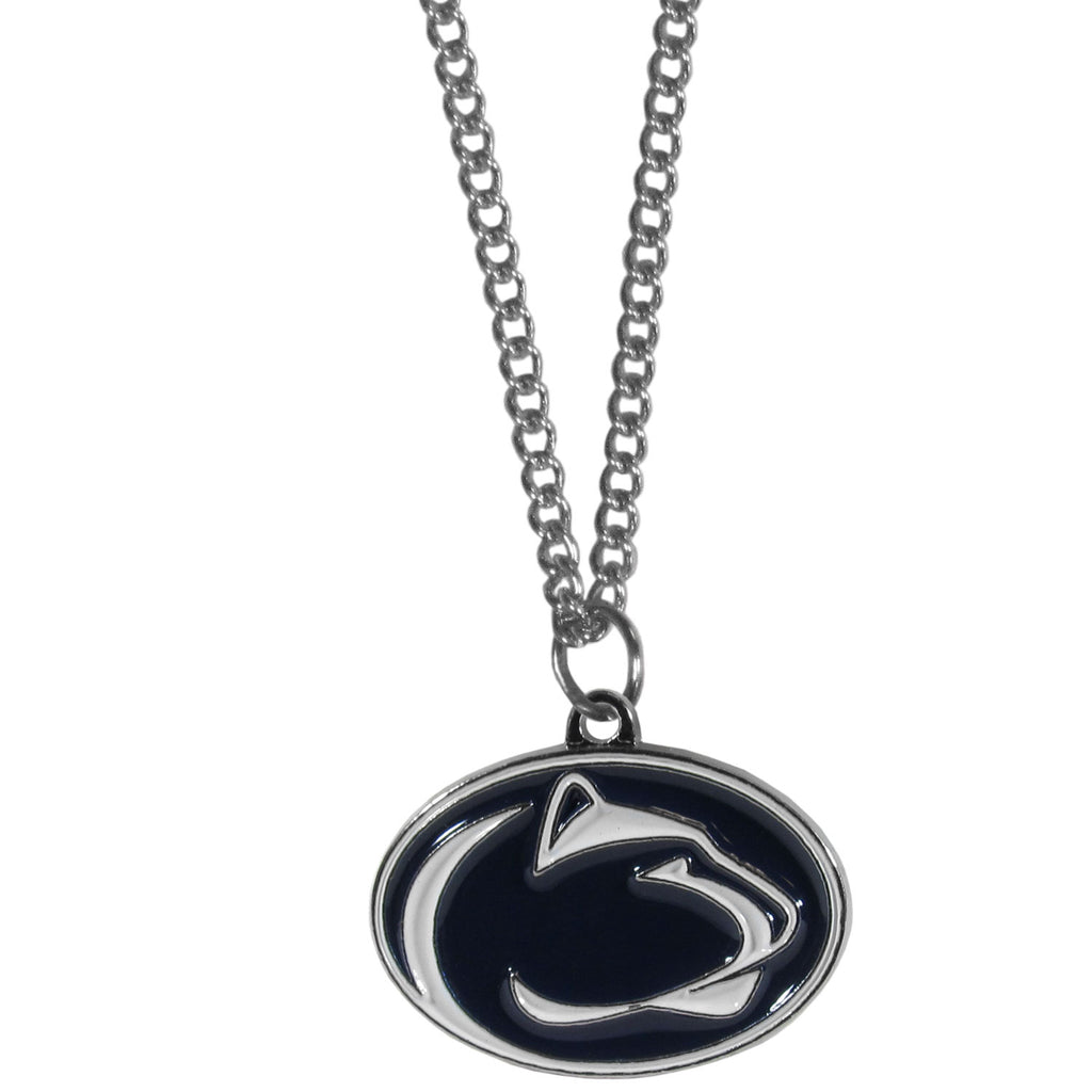 Penn St. Nittany Lions Chain Necklace with Small Charm