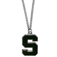 Michigan St. Spartans Chain Necklace