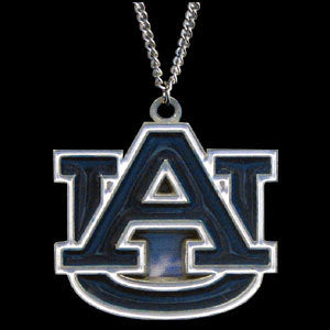 Auburn Tigers Chain Necklace