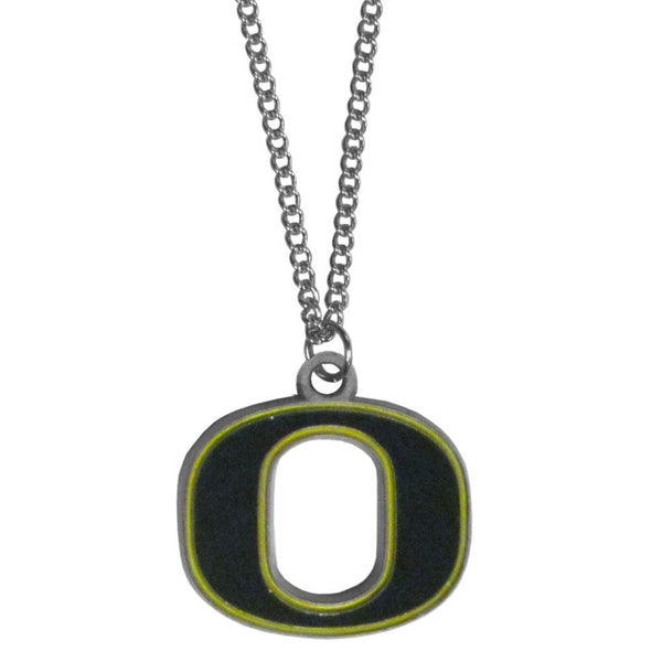 Oregon Ducks Chain Necklace