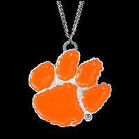 Clemson Tigers Chain Necklace