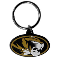 Missouri Tigers Flex Key Chain