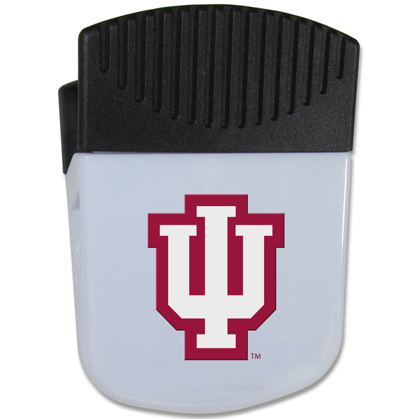 Indiana Hoosiers Chip Clip Magnet With Bottle Opener