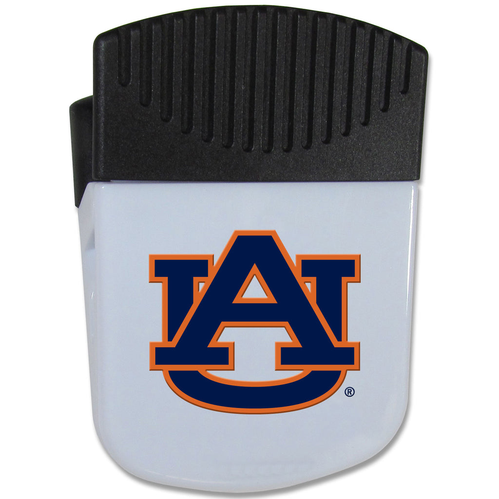 Auburn Tigers Chip Clip Magnet With Bottle Opener