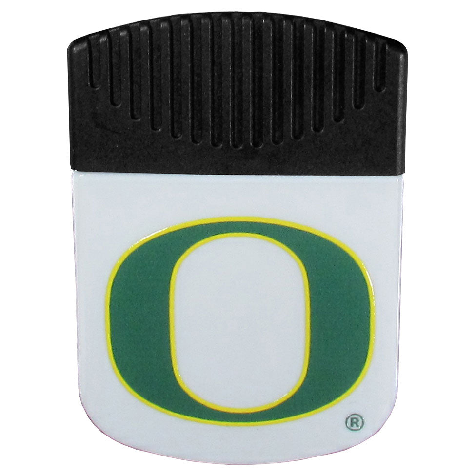 Oregon Ducks Chip Clip Magnet With Bottle Opener