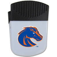 Boise St. Broncos Chip Clip Magnet With Bottle Opener